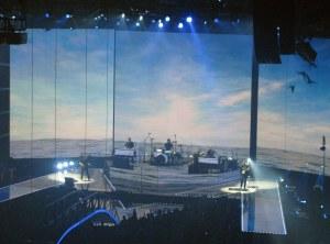 Maroon 5 Stage
